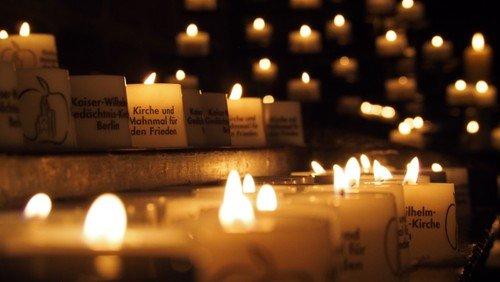 Andacht zum Gedenken an die Ermordung von 1053 jüdischen Berlinerinnen und Berlinern am 30. November 1941 in Riga