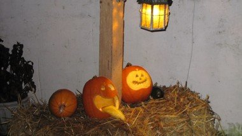 Halloween Familiegudstjeneste Rold Kirke
