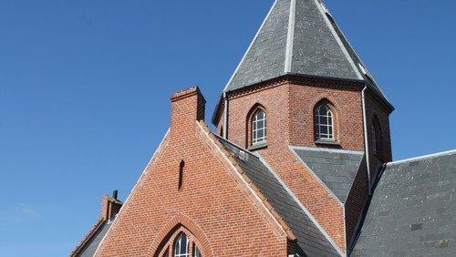 Gudstjeneste Øster Hurup kirke