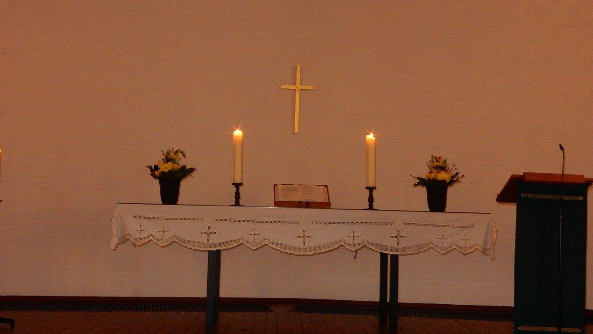 Gottesdienst #21. Sonntag nach Trinitatis