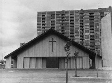 Nygårdskirken 1969