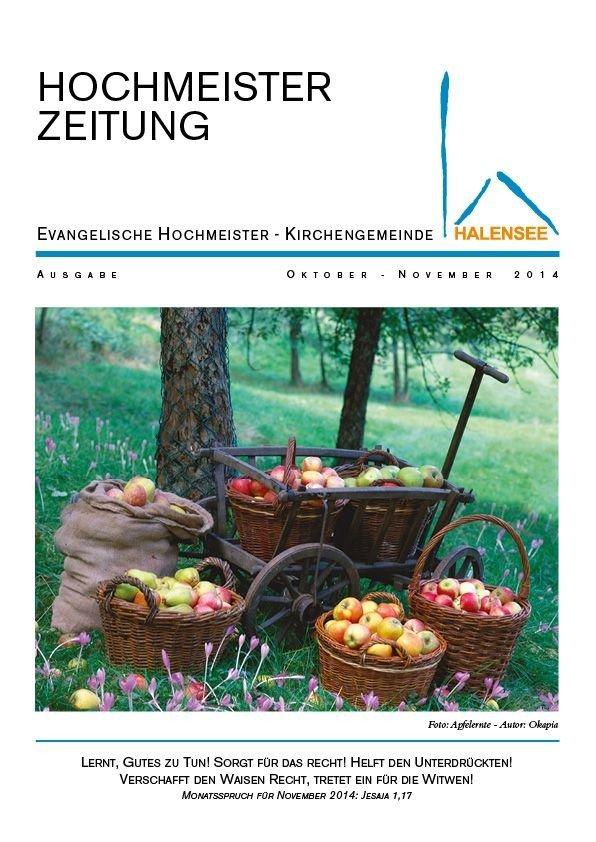 Hochmeisterzeitung 10 2014