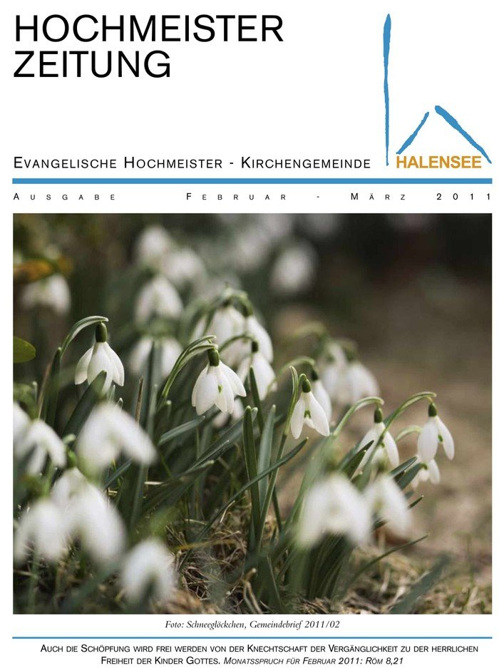 Hochmeisterzeitung 02 2011
