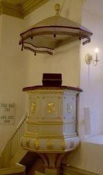 Ulkebøl kirke er som langt de fleste af vore middelalder kirker bygget omkring år 1200.