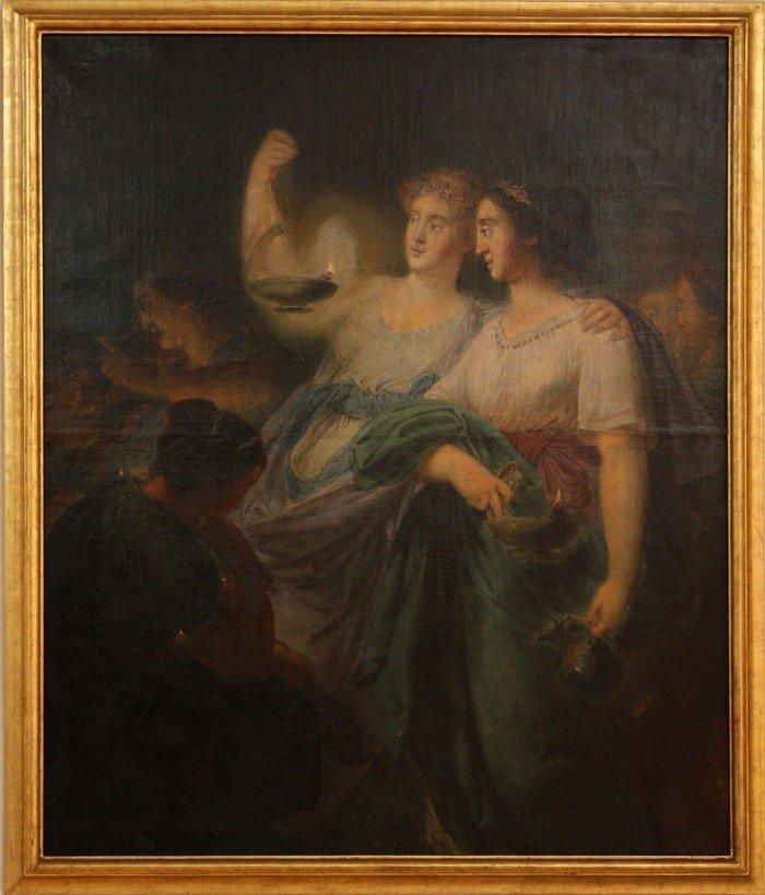 C.B. Rode: Die Jungfrauen