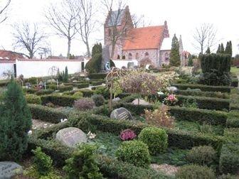 Ballerup Kirkes kirkegård