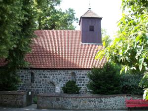 Dorfkirche heute