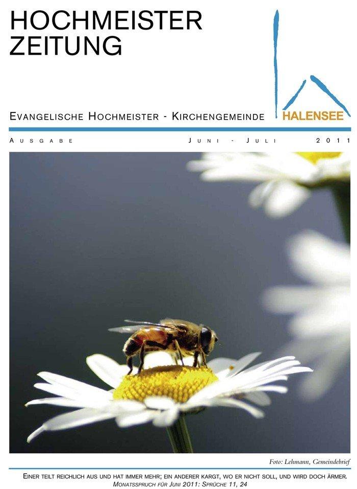 Hochmeisterzeitung 06 2011