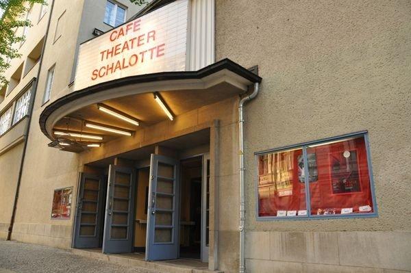 Cafe Theater Schalotte Evangelischer Kirchenkreis Charlottenburg