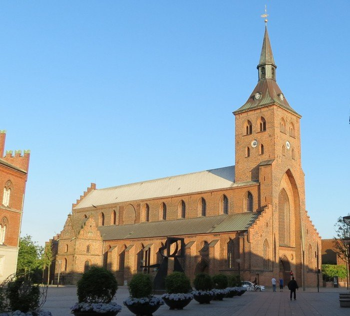 Cathedral of Odense, St. Canute's church