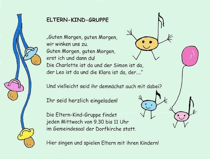 Eltern Kind Gruppe Ev Kirchengemeinde Berlin Heiligensee