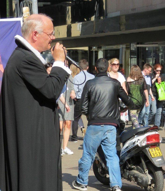 Gadepræst Peder Thyssen