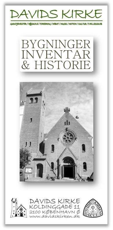 Hent folderen om kirkens historie som pdf-fil