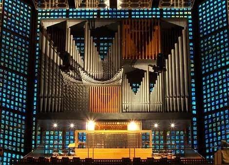 Kirchenmusik | Orgel | Evangelische  Kaiser-Wilhelm-Gedächtnis-Kirchengemeinde Berlin