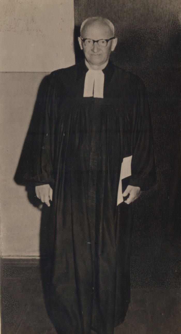 Pfarrer Zunkel