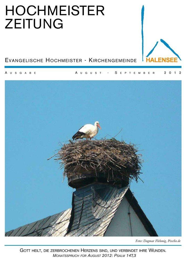 Hochmeisterzeitung 08 2012