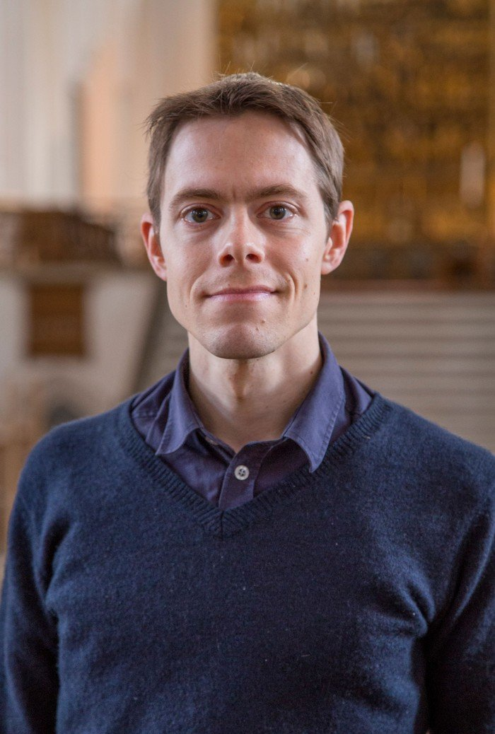 Anders Grankvist Schou, organist