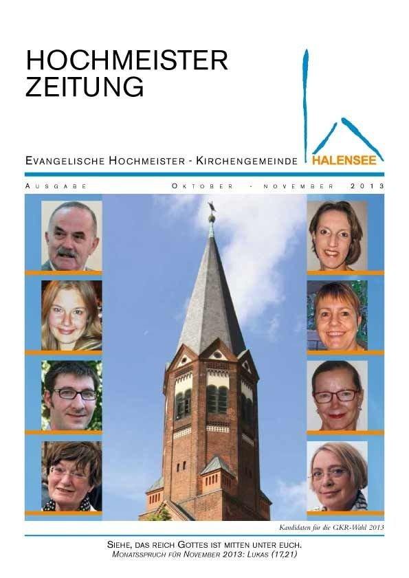 Hochmeisterzeitung 10 2013