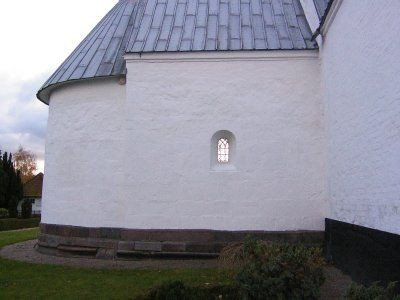 Våbenhuset, set udefra
