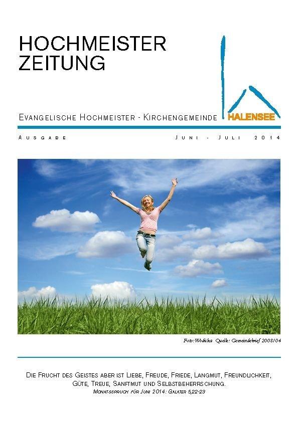 Hochmeisterzeitung 06 2014