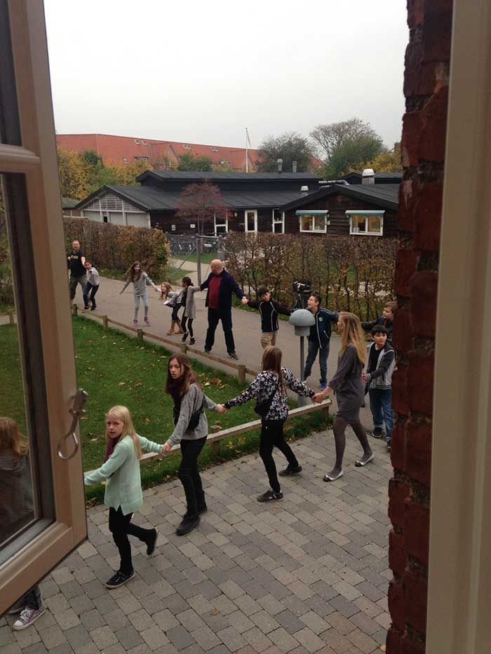 Skole kirke aktiviteter