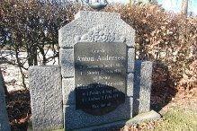 Anton Andersen og Marie Andersen