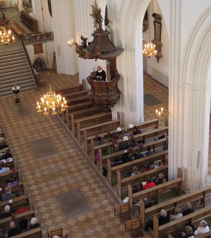 Prædiken i Domkirken