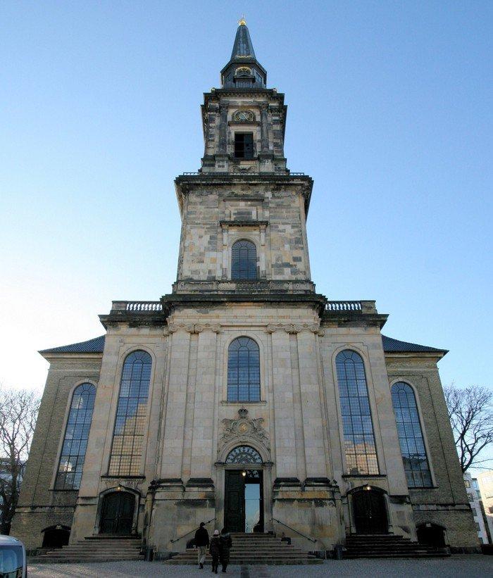 Christians Kirkes tårn Tower of Christians Church