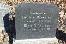 Laurits Mikkelsen og Olga Mikkelsen