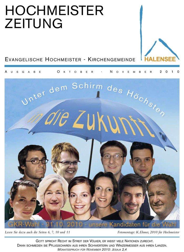Hochmeisterzeitung 10 2010