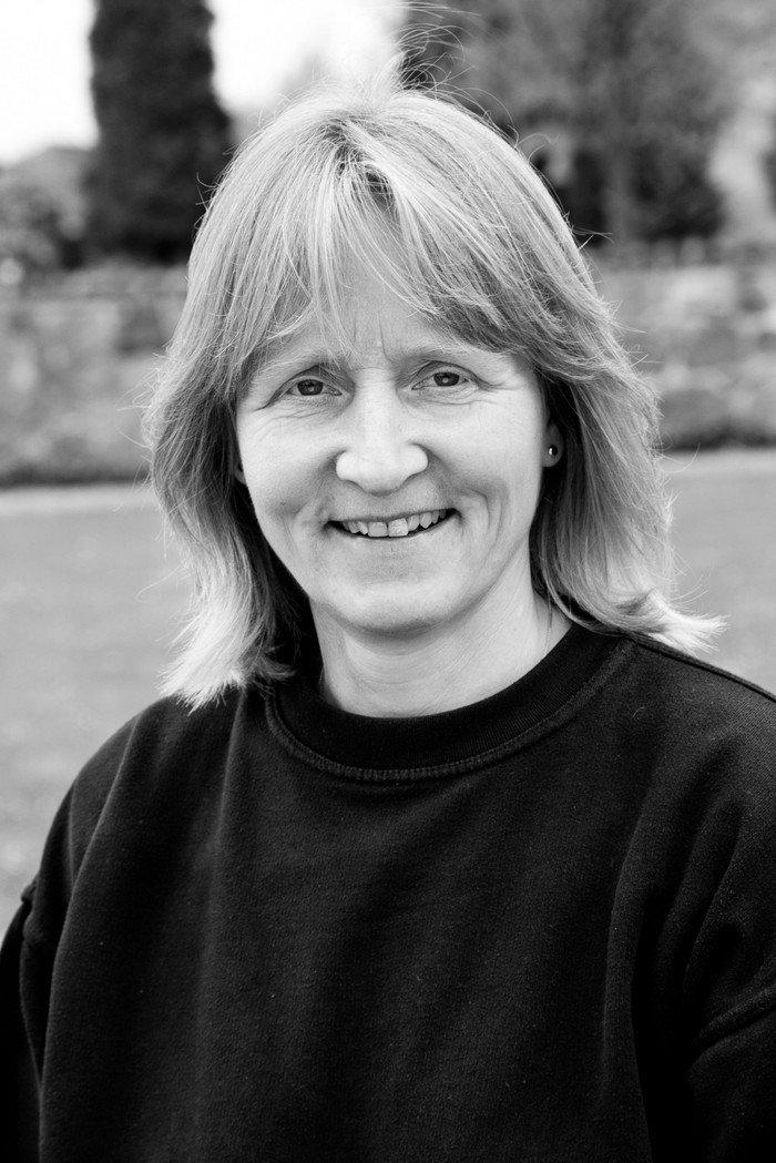 Gartner,   Stedfortrædende leder  Trine Nystrøm