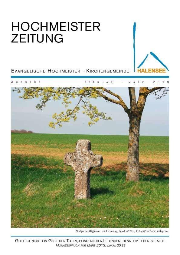 Hochmeisterzeitung 02 2013