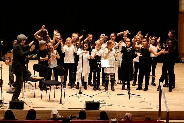 Multikulturel koncert i Herstedvester Kirke