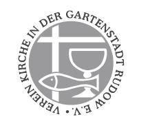 Logo des Verein Kirche in der Gartenstadt Rudow e.V.