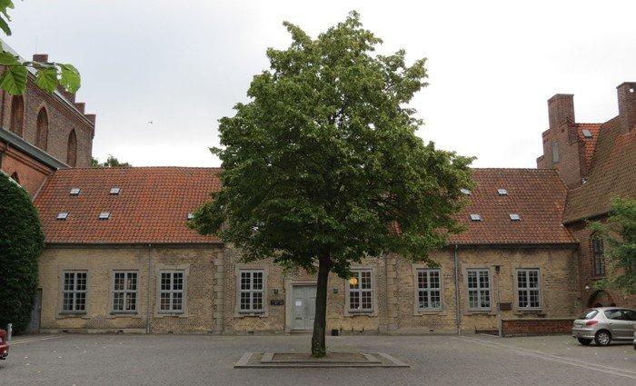 Kirkekontoret ved Odense Domkirke