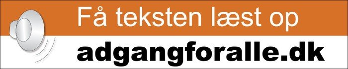 Logo for adgang for alle