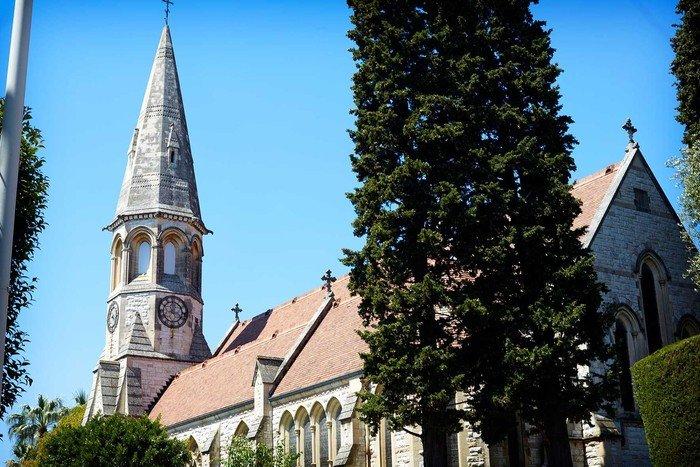 Dansk Kirke i Sydfrankrig