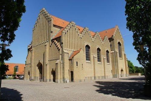 Christianskirken set fra sydvest