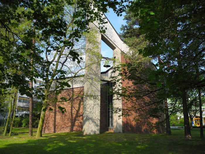 Kirche im Waldkrankenhaus