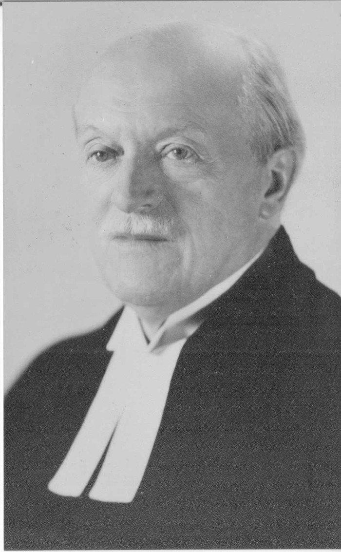 Pfarrer Kaiser