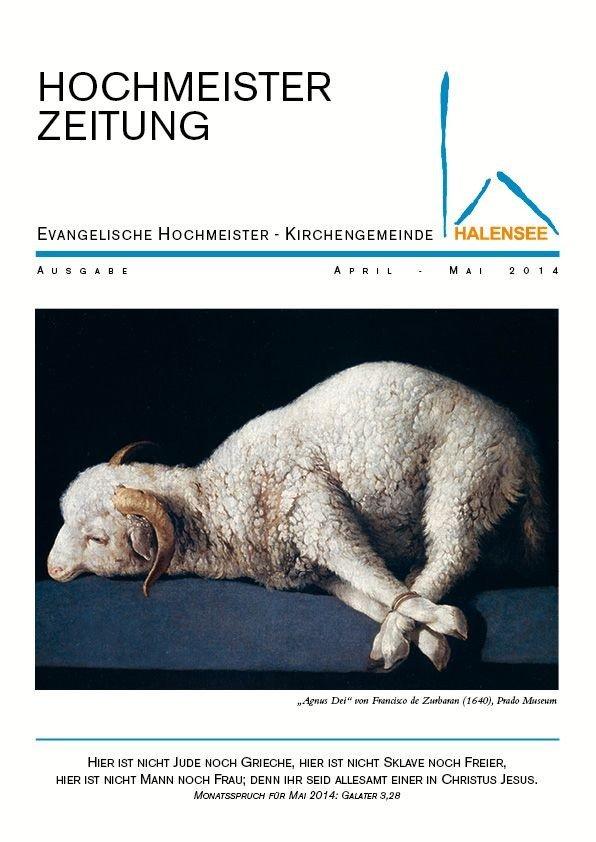 Hochmeisterzeitung 04 2014