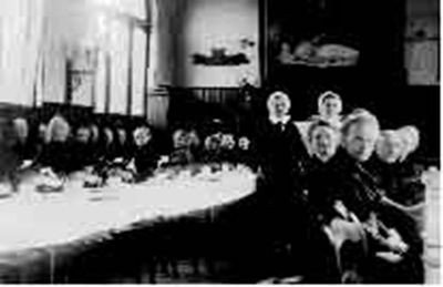 Edelweißfeier (Seniorenfest) 1921