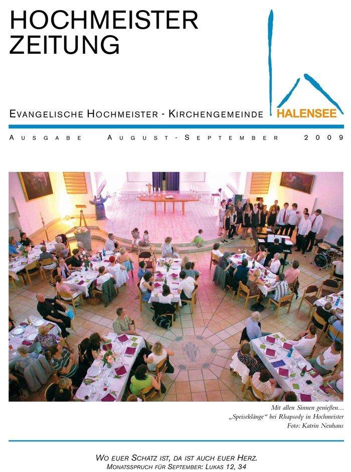 Hochmeisterzeitung 08 2009