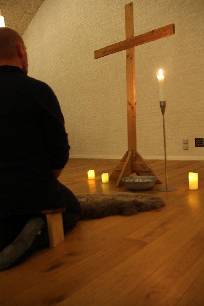 Bøn og kristen meditation