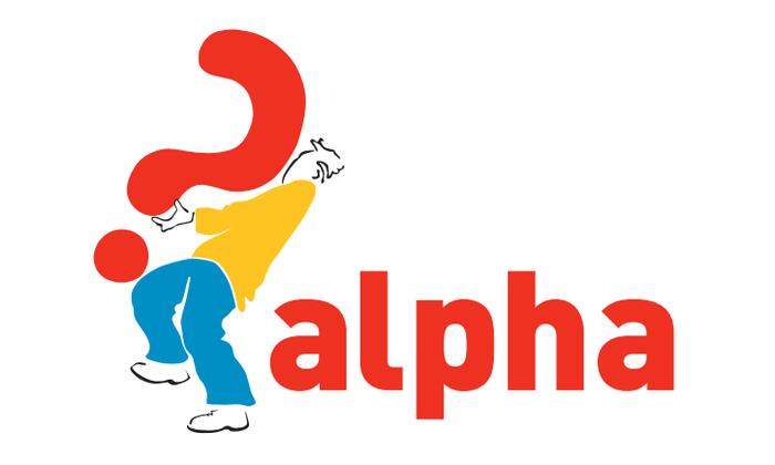 Alpha kursus logo