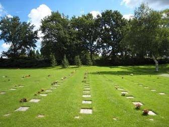 Skovvejskirkens kirkegård