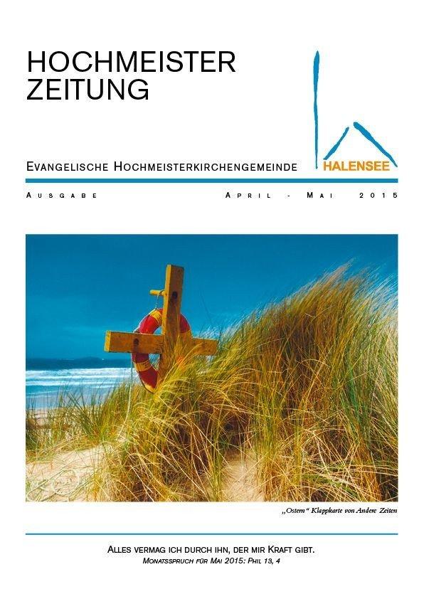 Hochmeister Zeitung 04 2015