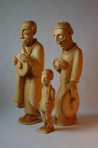 Hyrderne De hellige tre konger