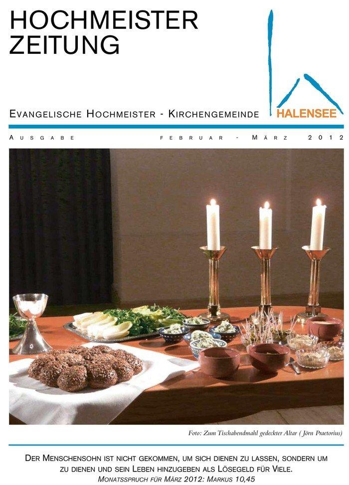 Hochmeisterzeitung 02 2012