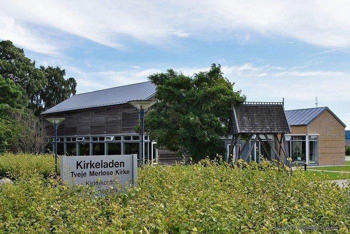 Billede af kirkeladen